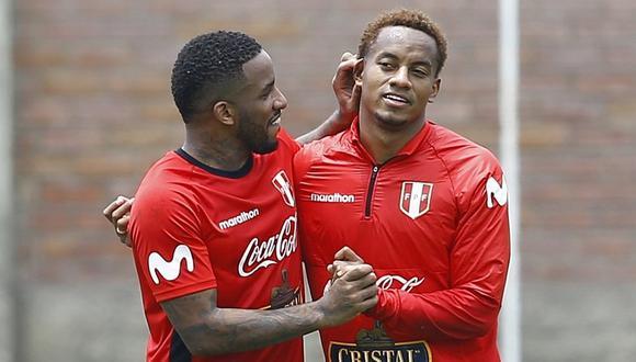 Selección peruana: Jefferson Farfán trollea a André Carrillo en Instagram tras publicación junto a jeque | FOTO