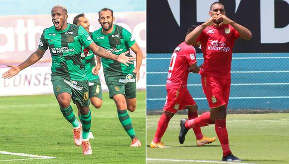 Alianza Lima vs Sport Huancayo (Foto: Liga 1).