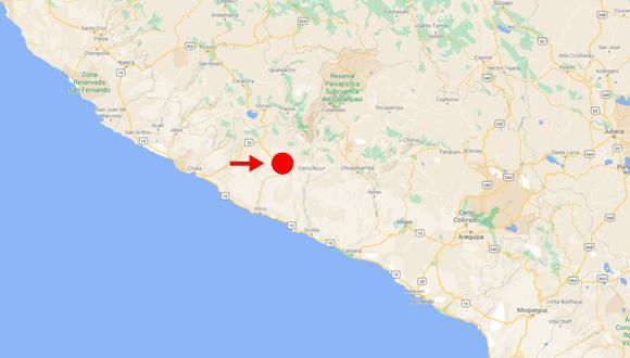 Se sintió un sismo en Arequipa a poco del debate que protagonizarán Keiko Fujimori y Pedro Castillo