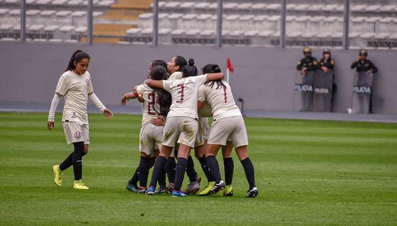 Las 10 jugadoras de Universitario, campeón de la  Zona Lima, fueron convocadas a la selección peruana