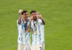 Lionel Messi, Rodrigo De Paul y 'Chiqui' Tapia tuvieron reunión antes del Argentina vs. Uruguay