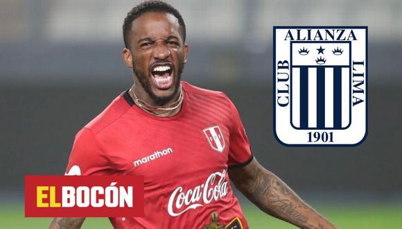 El delantero de la selección peruana llegó a un acuerdo con Alianza Lima para jugar esta temporada en La Victoria.