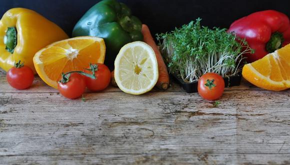 Aprovechemos esta temporada para cuidar nuestra salud a través de una buena alimentación. Recuerde combinar el buen regimen de alimentación con ejercicios. (Foto: Referencial / Pixabay)
