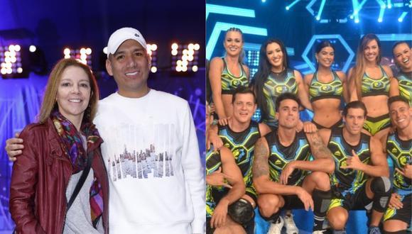 Mariana Ramírez del Villar obtuvo el galardón en la categoría director (no guionado) por reality juvenil de América TV. (Foto: GEC/@estoesguerraperutv)