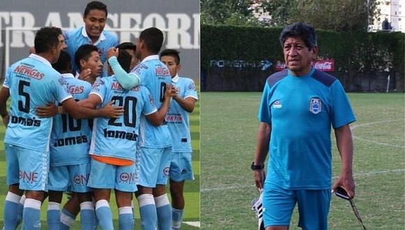 """Directivo de Binacional: """"Javier Arce solo tiene contrato hasta que acabe el Torneo Apertura"""""""