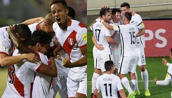 Perú y Nueva Zelanda volverán a enfrentarse en la Premier League