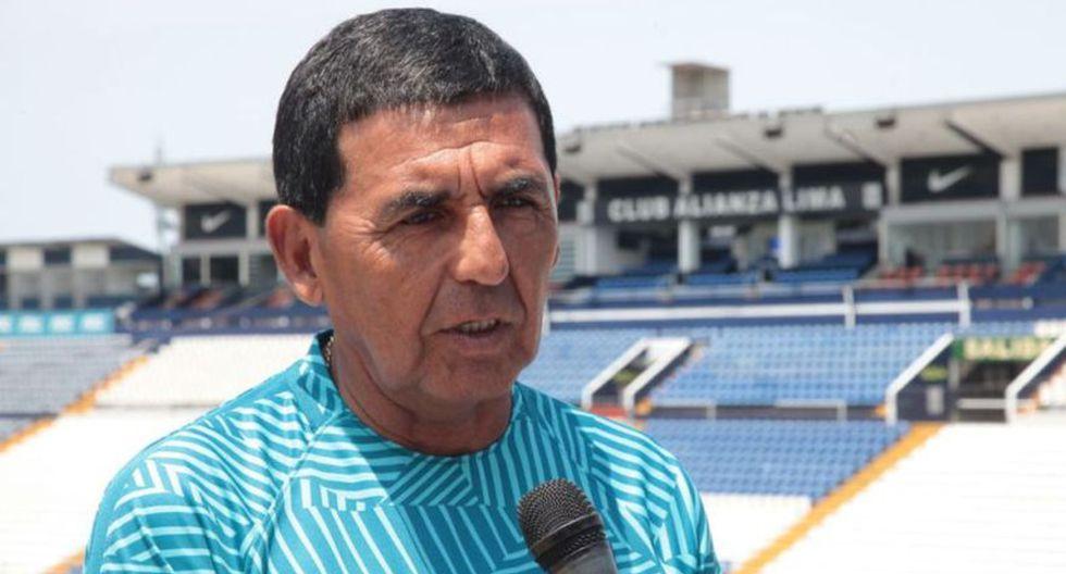 Alianza Lima Vs Sporting Cristal Jaime Duarte Russo No