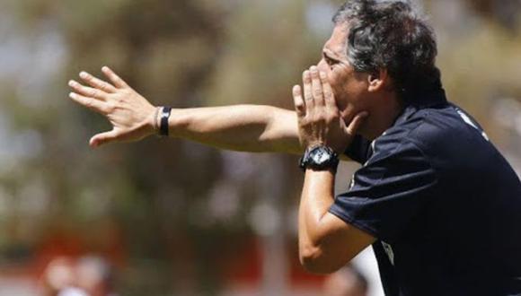 Mario Salas sigue al mando de Alianza Lima.