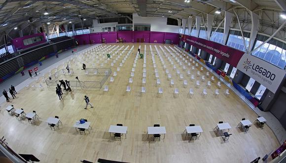 Sedes de los Juegos Panamericanos serán centros de vacunación contra la COVID-19 que en esta primera etapa será para adultos mayores de 80 años. (Foto: Proyecto Legado Lima 2019)