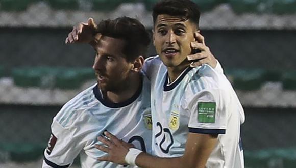 Lionel Messi es el máximo goleador de la 'Albiceleste', con 71 anotaciones. (Foto: AFP)