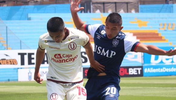 Los 'merengues' no logran levantar cabeza y se complican en la Liga 1 Movistar