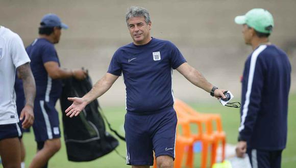Alianza Lima | Bengoechea quiere que los íntimos sean como River Plate, Boca Juniors o Palmeiras (Foto: GEC)