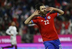 Chile golea 3-0 a Venezuela y escala en las Eliminatorias