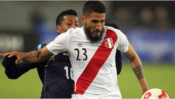 Selección peruana | Josepmir Ballón es elegido por Gareca para reemplazar al lesionado Paolo Hurtado | FOTO