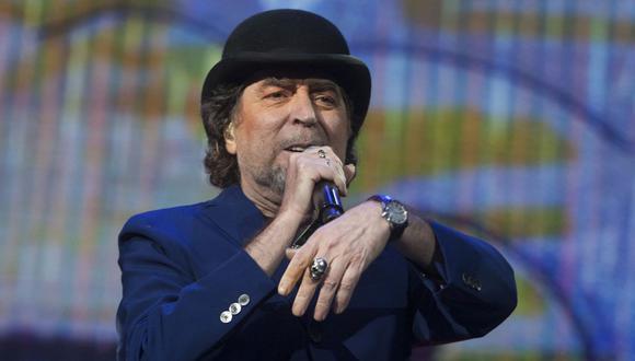 Joaquín Sabina volvió a publicar una canción que se ha vuelto en un himno del confinamiento por coronavirus. (AFP).