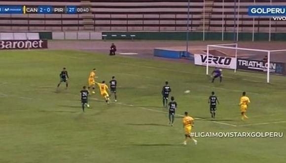 Yuriel Celi anota su primer gol en Primera División   VIDEO