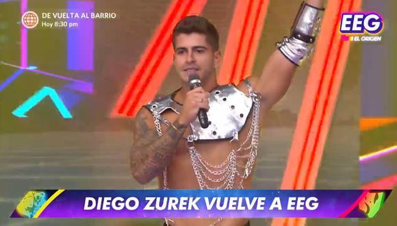 Diego Zurek minimiza a Pedro Castillo con comentario despectivo.