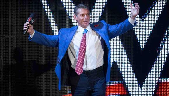 Vince McMahon se opuso al cambio de sede de Wrestlemania 36. (Foto: WWE)