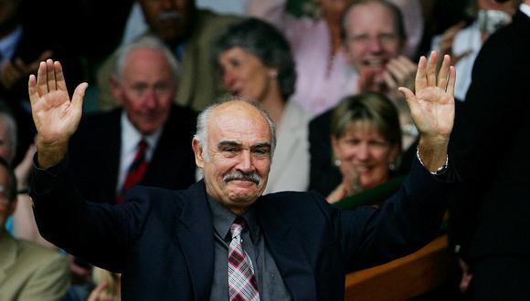 Sean Connery murió este sábado a los 90 años en las Bahamas. (Foto: AFP)