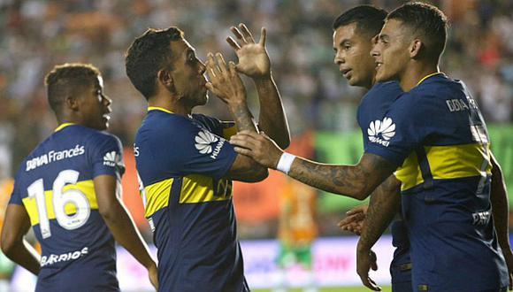 ¡Atento Alianza Lima! Boca Juniors sigue en racha gracias a gol de Tevez