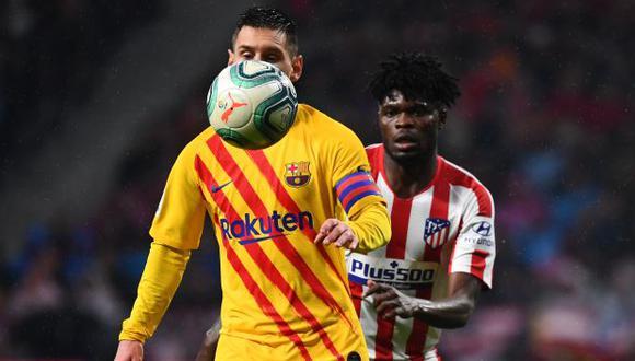 Barcelona vs. Atlético de Madrid: chocan por el pase a la final de la Supercopa de España. (Foto: AFP)