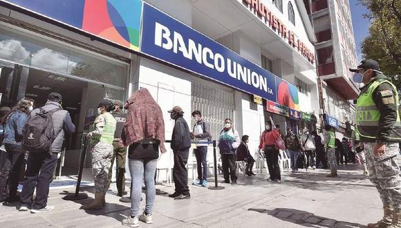Este marres 05 de mayo inicia el pago del bono de 500 bolivianos