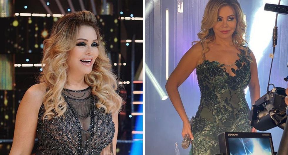 La presentadora de televisión, Gisela Valcárcel, afirmó que la cuarentena la está ayudando a reflexionar sobre su vida. (@giselavalcarcelperu).