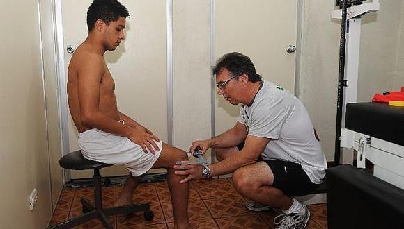 Los jóvenes futbolistas también necesitan un chequeo médico
