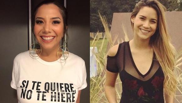 Mayra Couto defiende a Maria Grazia Gamarra en Twitter. (Foto: Instagram)