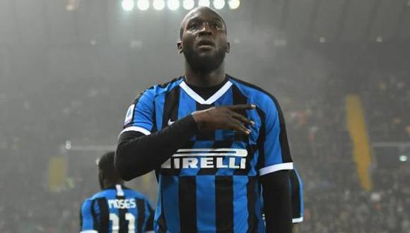 Romelu Lukaku fue tasado en 120 millones de euros por el Inter de Milán. (Foto: Getty Images)