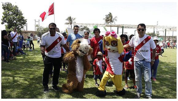 Guillermo La Rosa es el último peruano que anotó en un mundial