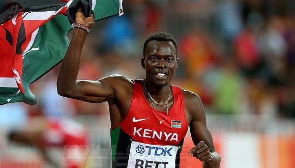 Campeón mundial de atletismo perdió la vida en un accidente automovilístico