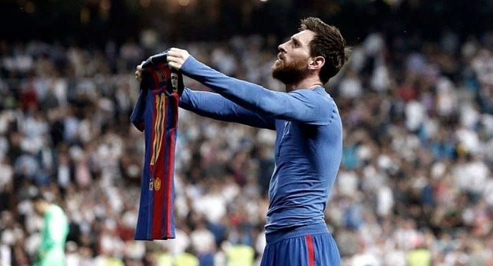 Messi terminó como máximo goleador del 2018