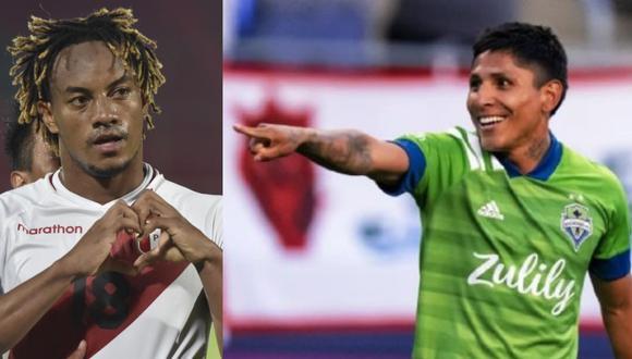 La 'Culebra' bromeó con Raúl Ruidíaz en una publicación del delantero en Instragram, tras golazo de la 'Pulga' en la victoria de su equipo en la MLS.