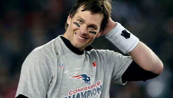 Tom Brady tiene seis Super Bowl a lo largo de su carrera. (Foto: AFP)