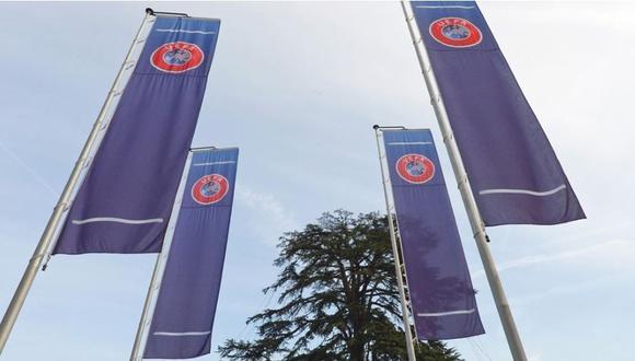 UEFA suspendió la sanción contra los organizadores de la Superliga de Europa. (Foto: UEFA).