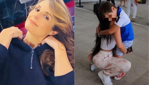 Rebeca Escribens habló sobre el reencuentro de Sheyla Rojas y Antoñito. (Foto: Instagram)