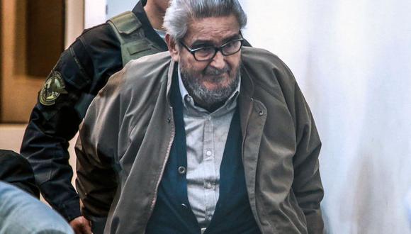 Abimael Guzmán ha recibido atención médica desde el martes 13 de julio. (Foto: Andina)
