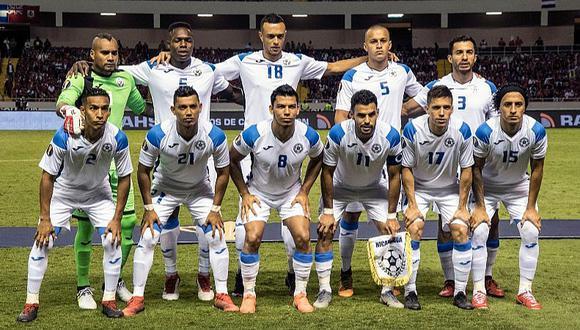 Copa Oro 2019 | Nicaragua expulsa a tres jugadores por indisciplina tras caer goleado en su debut | VIDEO