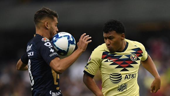 América y Pumas quieren volver a celebrar una victoria. (Foto: AFP)