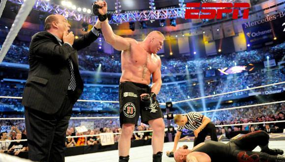 Ver AQUÍ LINK WWE Wrestlemania EN VIVO vía ESPN Coronavirus Perú: Conoce la hora de las trasmisión de Wrestlemania 30 AHORA por ESPN2