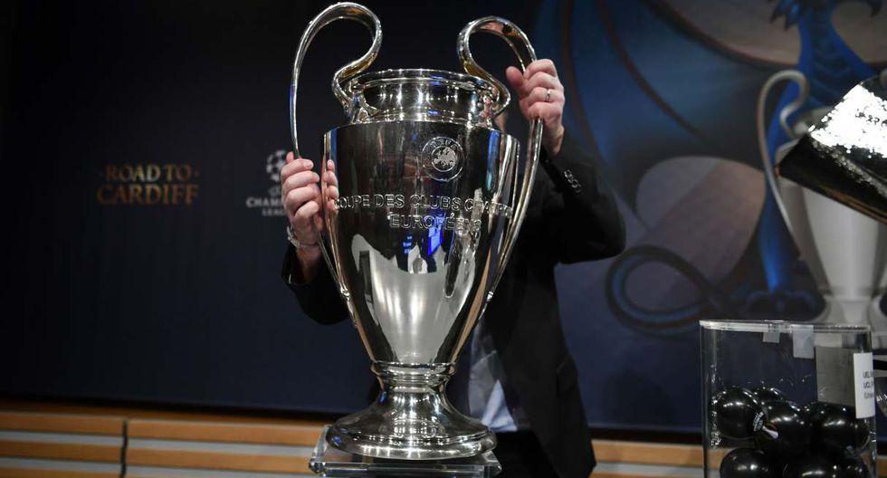 Champions League: sigue todos los partidos de la jornada 5 del torneo. (Foto: AFP)