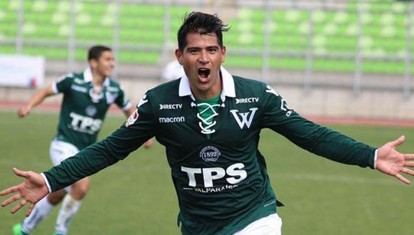 Enzo Gutiérrez marcó 12 goles la temporada pasada. (Foto: Santiago Wanderers)