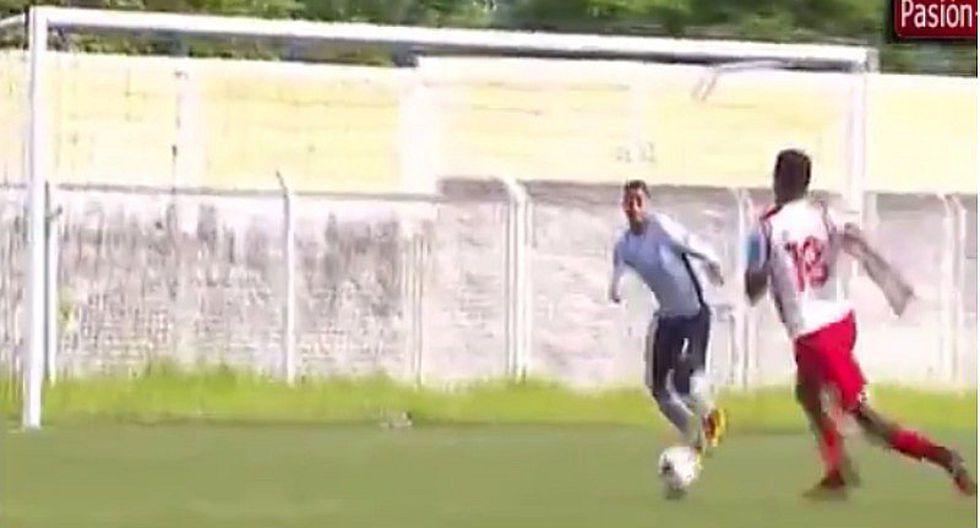 Universitario de Deportes: Luis Tejada se reivindicó con este gol [VIDEO]