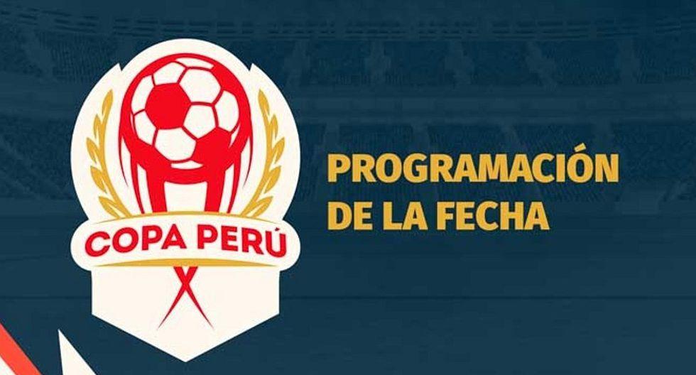 Copa Perú EN VIVO: Programación completa de los partidos de vuelta de los octavos de final   FOTO