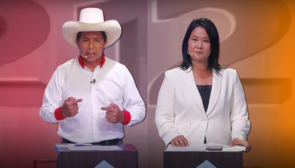 Pedro Castillo y Keiko Fujimori son los candidatos que pasaron a la segunda vuelta de las Elecciones  2021 luego de conseguir el 19% y 13% de votos respectivamente.
