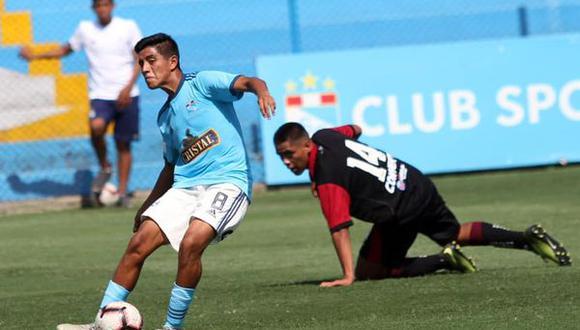 Benjamín Villalta. (Foto: Liga 1 / GEC)
