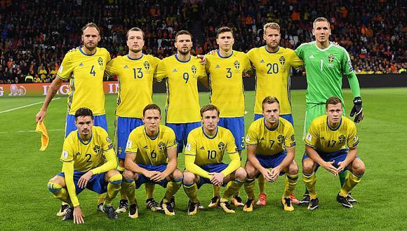 ¿Cómo le fue a Suecia en sus últimos 5 amistosos ante sudamericanos?