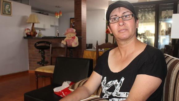 Luisa Revilla falleció por COVID-19 este jueves. Foto: GEC