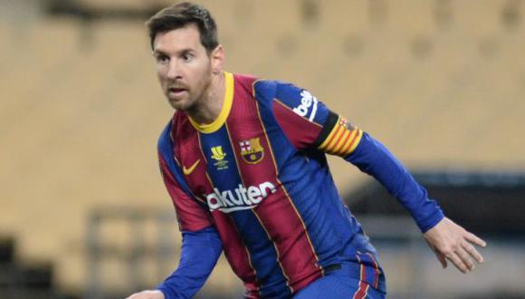 El partido de octavos de final será entre Barcelona y Rayo Vallecano, puedes seguirlo EN VIVO y EN DIRECTO a través de la web de EL BOCÓN (Foto: AFP)